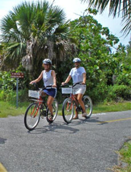 Bicycle Rental Sanibel Island Florida